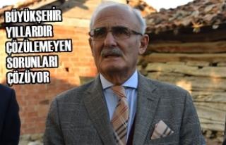 Başkan Yılmaz: Samsun'da Güzel İzler Bırakmak...