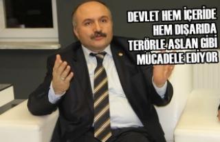 MHP Grup Başkanvekili Usta; Bafra ve Alaçam'da