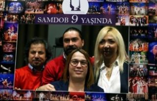 SAMDOB 9. yılını kutladı