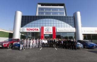 Toyota Plaza Aktoy, Avcılar'da hizmete girdi