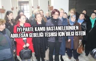 İYİ Parti; Kamu Hastanelerine İhbarname Gönderdi