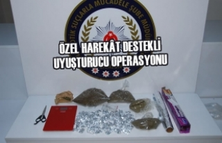 Özel Harekat Destekli Uyuşturucu Operasyonu