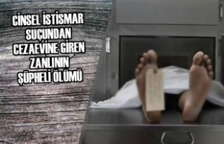 Bafra Cezaevinde Şüpheli Ölüm