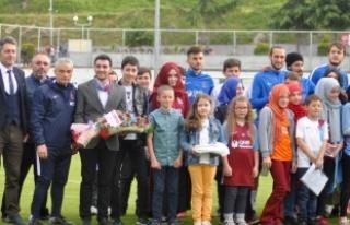Trabzonspor, Antalyaspor maçının hazırlıklarına...