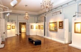 Türk İzlenimcileri Arkas Sanat Merkezi'nde