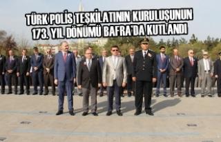 Türk Polis Teşkilatının Kuruluşunun 173. Yıl...