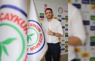 Çaykur Rizespor, Ali Çamdalı ile prensipte anlaştı