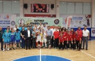 İşitme Engelliler Kadınlar Basketbol Türkiye Şampiyonası