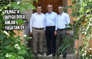 Milletvekili Adayı Yılmaz: Türkiye her anlamda...