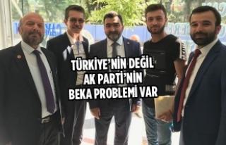 """Mustafa Öcal; """"Vakit Değişim Vaktidir"""""""