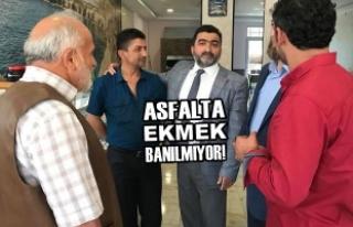 Saadet Partisi Adayı Öcal, 19 Mayıs'da Esnafları...