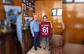 Trabzonspor'da ulaşım sponsorluğu yenilendi
