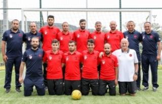 Turkcell Sesi Görenler şampiyonluk arıyor