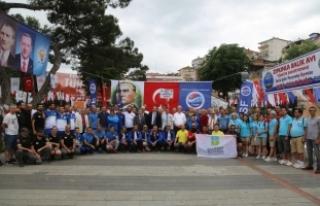 Zıpkınla Balık Avı Kulüpler Arası Türkiye Şampiyonası...