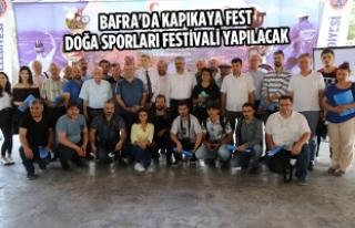 Bafra'da Kapıkaya Fest Doğa Sporları Festivali...