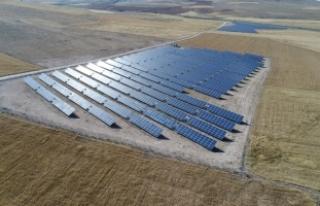 CW Enerji'nin, Nevşehir'deki GES'leri geçici kabul...
