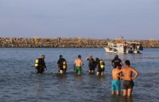 Ordu'da denize giren çocuk boğuldu