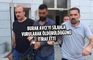 Samsun'da bir kişi silahla vurularak öldürüldü