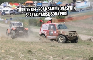 Türkiye Off-Road Şampiyonası'nın 3. Ayak...