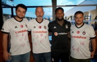 Vodafone KaraKartallılar Beşiktaş'ı Slovakya kampında...