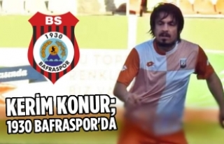 1930 Bafraspor; Kerim Konur'u Transfer Etti