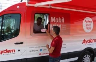 Aydem Mobil MİM hizmete girdi