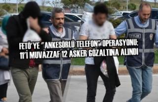 """FETÖ'ye """"Ankesörlü Telefon"""" Operasyonu;..."""