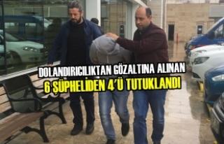 Samsun'da Nitelikli Dolandırıcılık İddiası