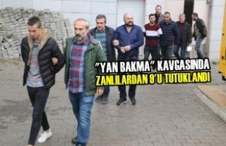 Samsun'da Silahlı Kavga; 11 Kişi Gözaltına...