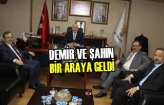 AK Parti'de Hizmet Esastır