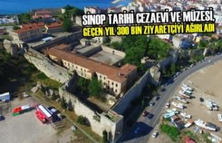 """""""Anadolu'nun Alkatrazı"""" 300 Bin Ziyaretçi..."""