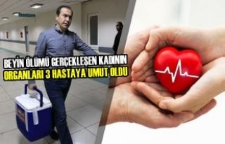 Bafralı Kadının Organları 3 Hastaya Umut Oldu