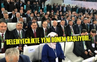 Başkan Şahin, Cumhurbaşkanı Erdoğan'ın...