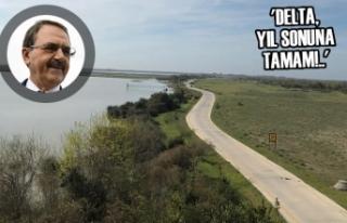 Başkan Zihin Şahin'den Kuş Cenneti Açıklaması