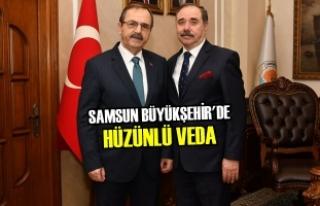 Başkan Zihni Şahin'den Coşkun Öncel'e...