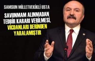 Erhan Usta'dan Tedbir Kararına İtiraz Ve Savunma