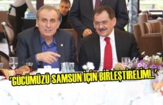 Mustafa Demir'den STK Temsilcilerine Ve İş...