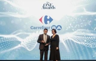 The ONE Awards'den CarrefourSA'ya