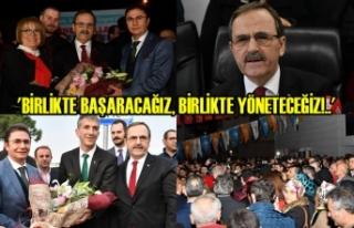 Zihni Şahin Atakum'da 'Haydi Bismillah'...