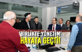 Başkan Zihni Şahin'den 'İnteraktif'...