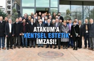 Başkan Zihni Şahin, İlçede Faaliyet Gösteren...