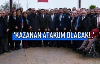 Başkan Zihni Şahin, Muhtarlara Söz Verdi