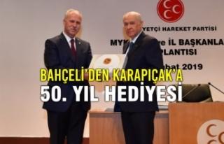 Karapıçak MYK, MDK Üyeleri ve İl Başkanları...