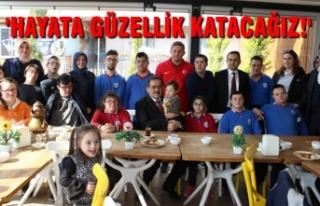 Melek Yüzlüler'in Mustafa Demir Sevgisi