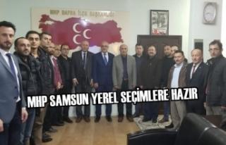 MHP Bölge Toplantılarını Tamamladı