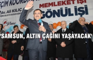 Mustafa Demir'den SKM Açılışlarında İddialı...