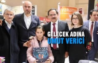 Mustafa Demir, TÜYAP Kitap Fuarı'nda