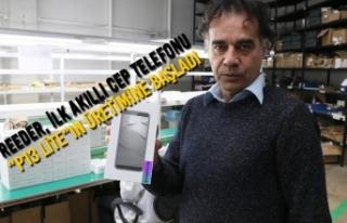 """Reeder, İlk Akıllı Cep Telefonu """"P13 Lite""""In..."""