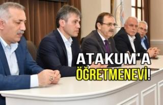 'Tam Destek' Sözü Alan Başkan Zihni Şahin,...