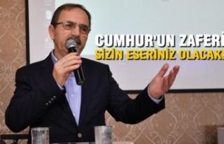 Başkan Zihni Şahin, Atakum'da 'Sandık...